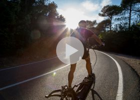 Learn about the benefits of Stand Up Cycling