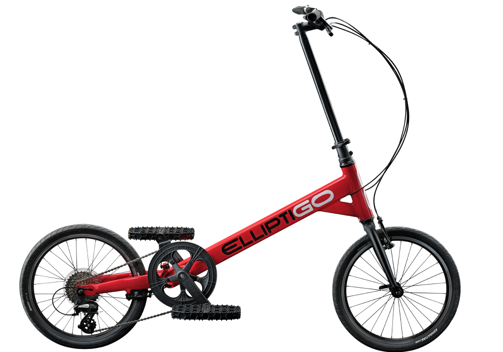 ElliptiGO® SUB Features