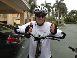 Rider of the Month Mike Ruffolo