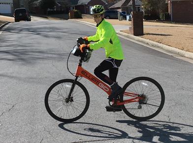 RSUB rider Melissa Satterfield
