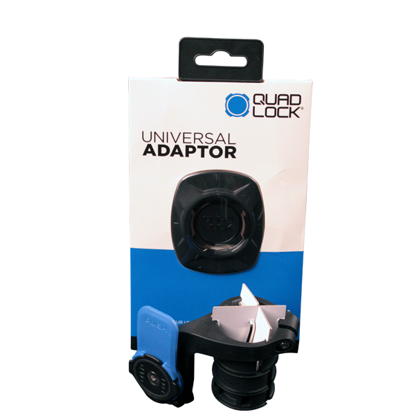 Quad Lock Out Front Phone Mount and Adaptor