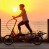 Long-Stride Electric Bike Conversion Kit